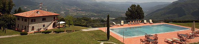 Holiday House with pool La Pozza
